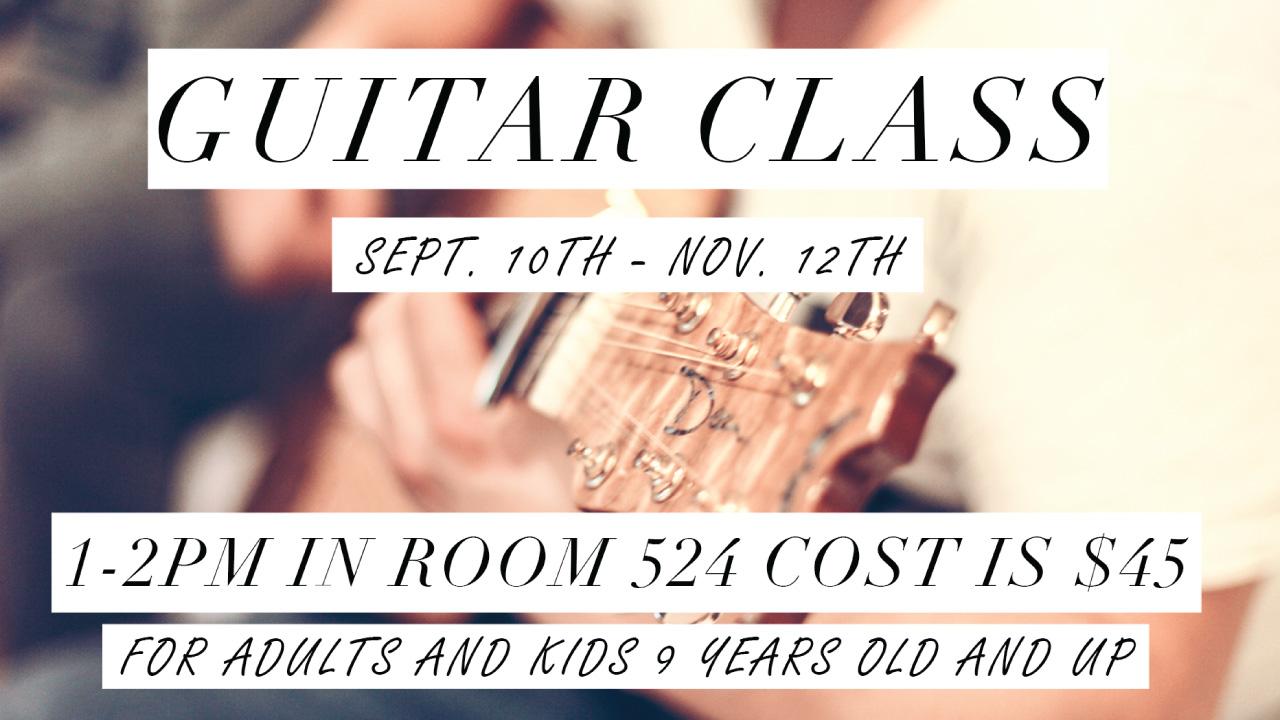 Guitar class  1280x720