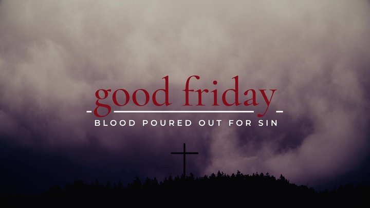 Good Friday Communion Service  logo