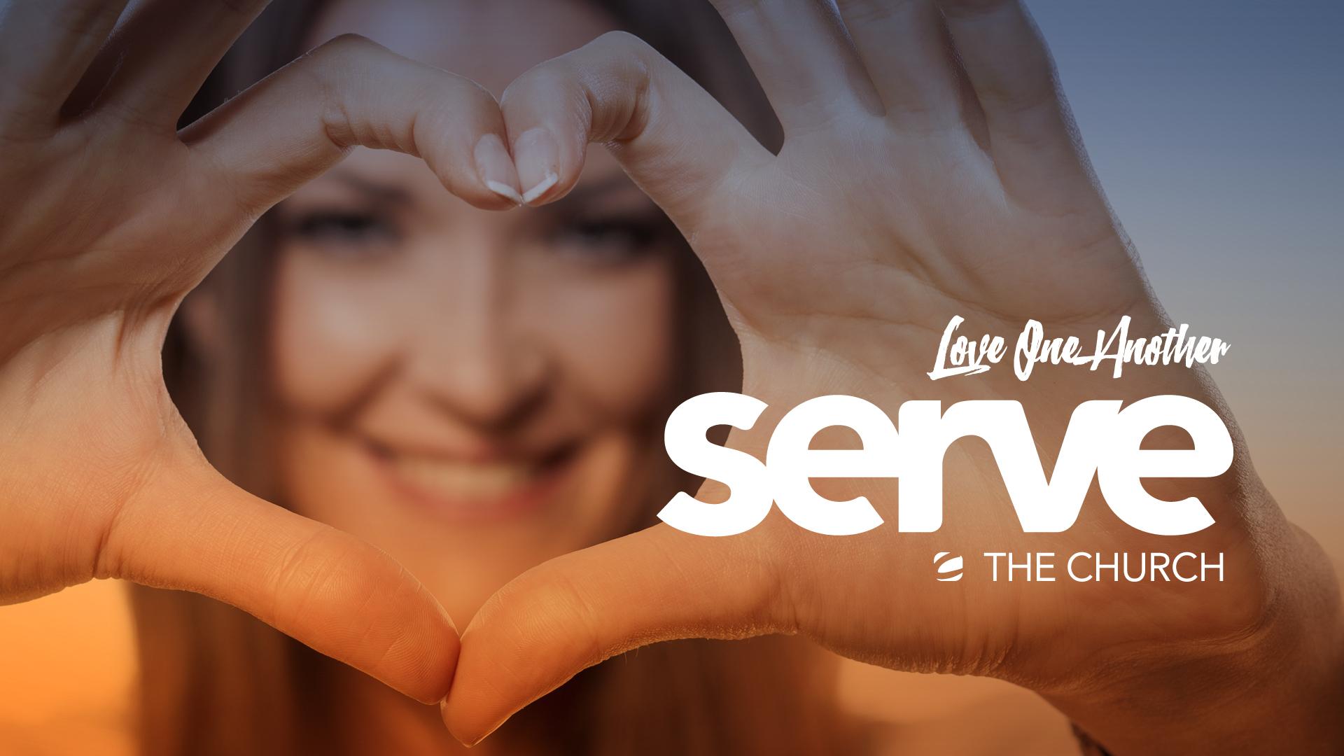 Serve the church web