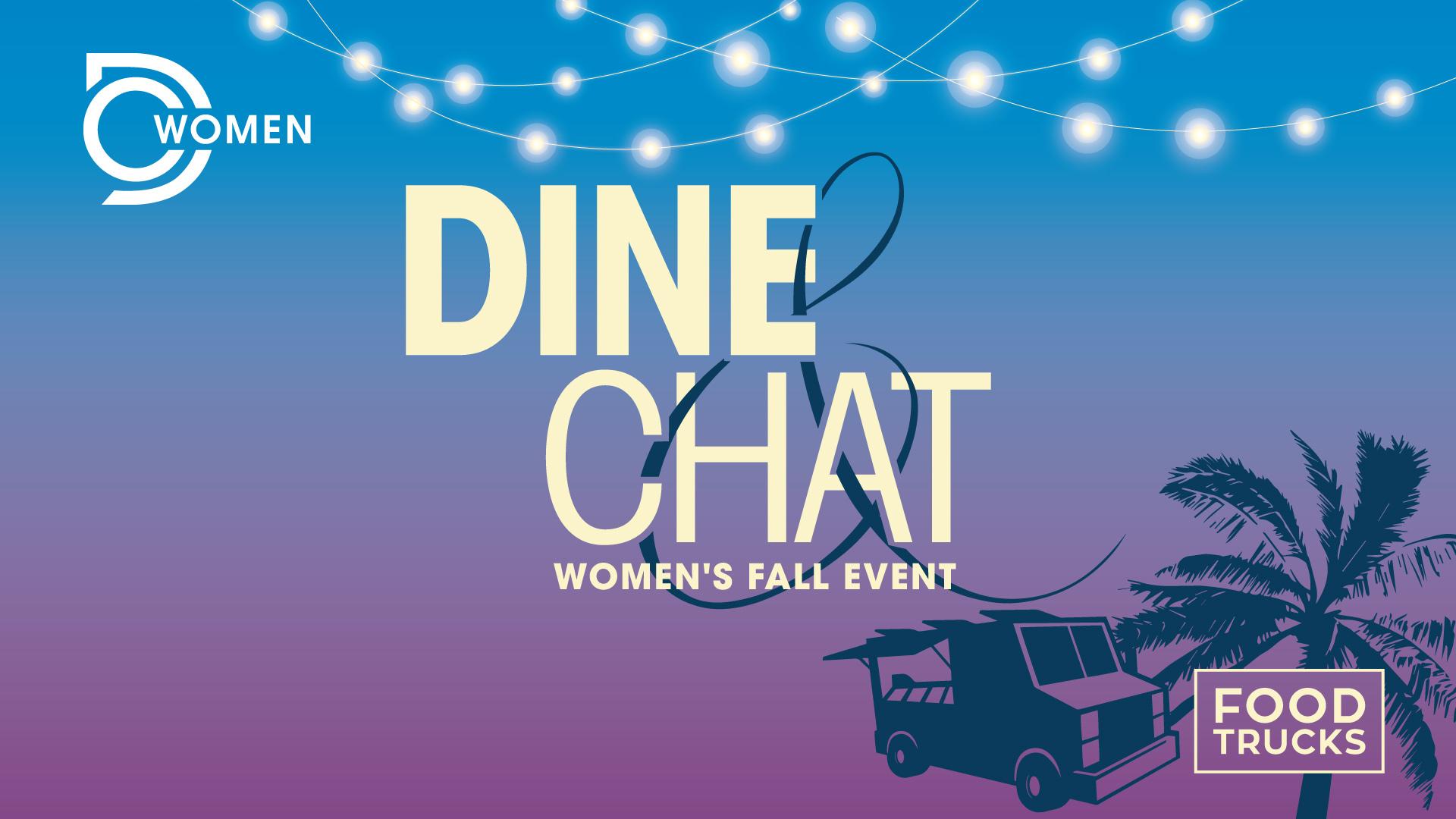 Dine chat slide 1920x1080 title