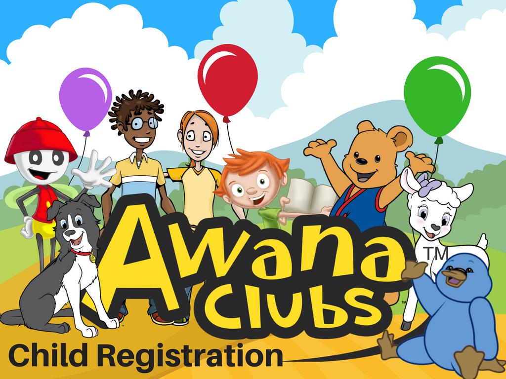 Child registration