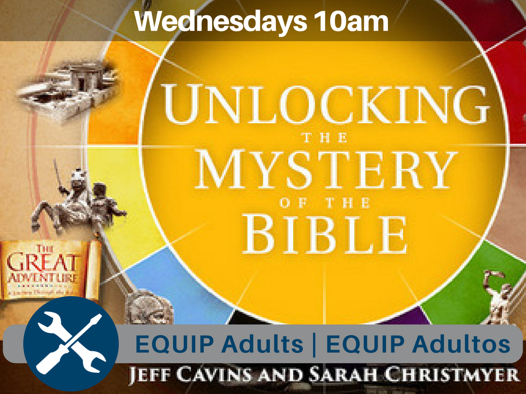 Equip adults   equip adultos unlocking bible  1