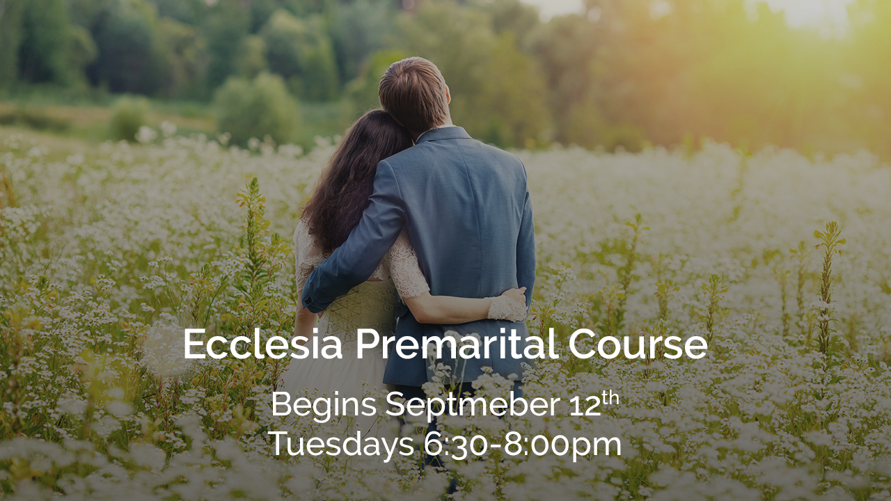 Premarital course fall 2017 web