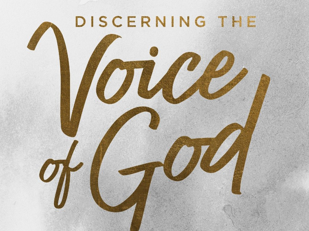 Discerning the voice of god pco