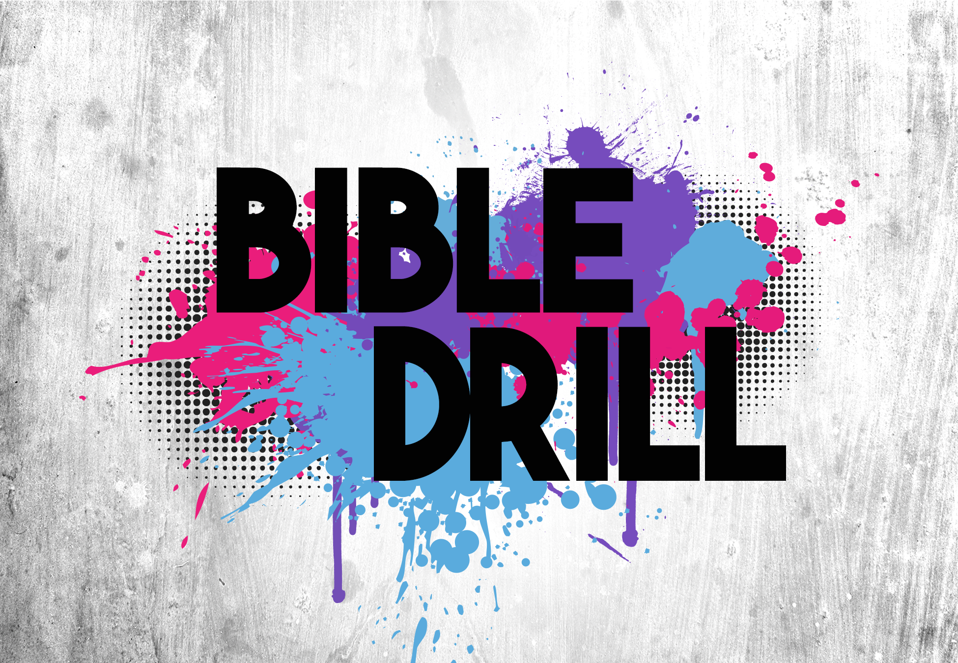 Bible drill 2