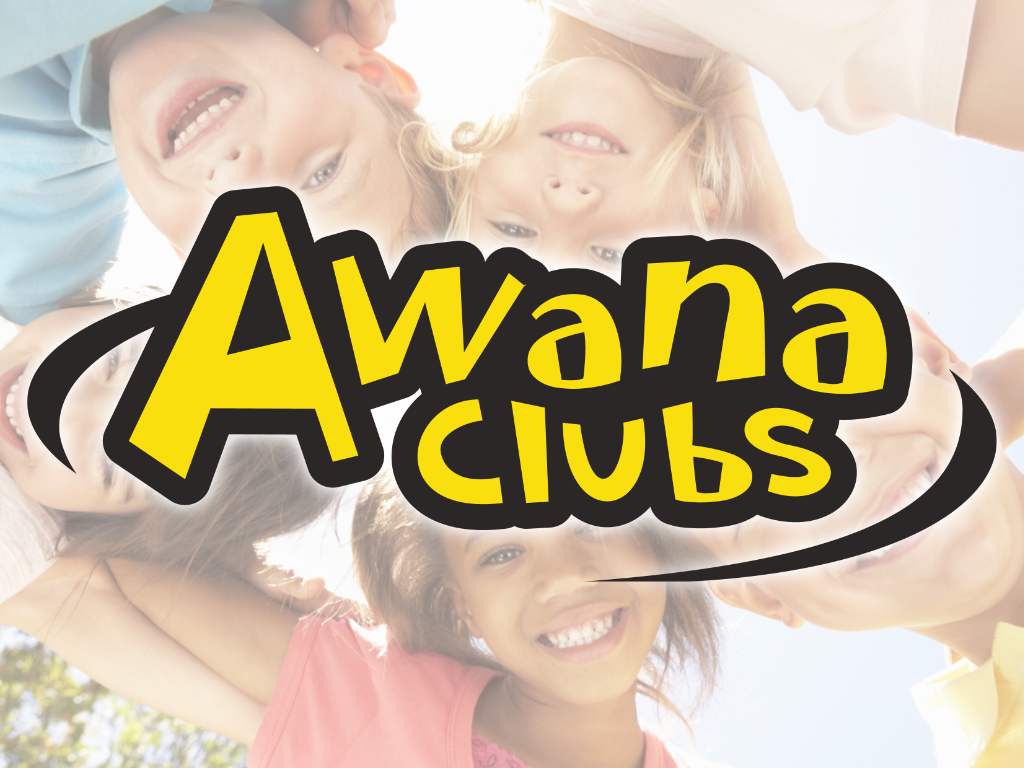 Awana registrations