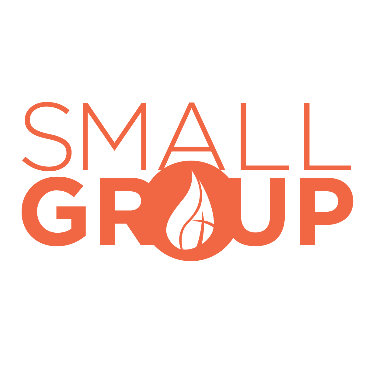 Small groups final logo orange