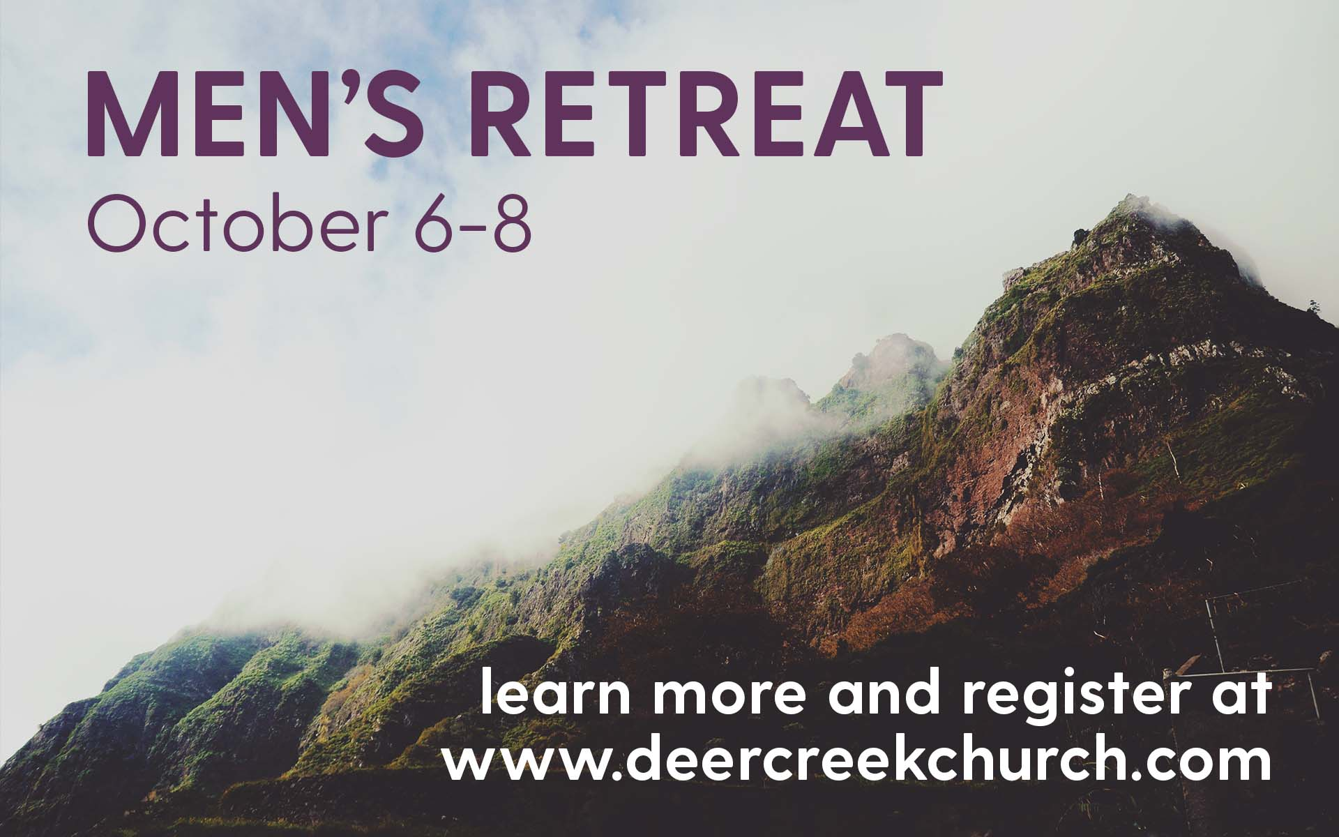 Men s retreat