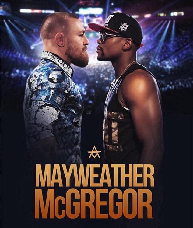 Watch mayweather vs mcgregor online