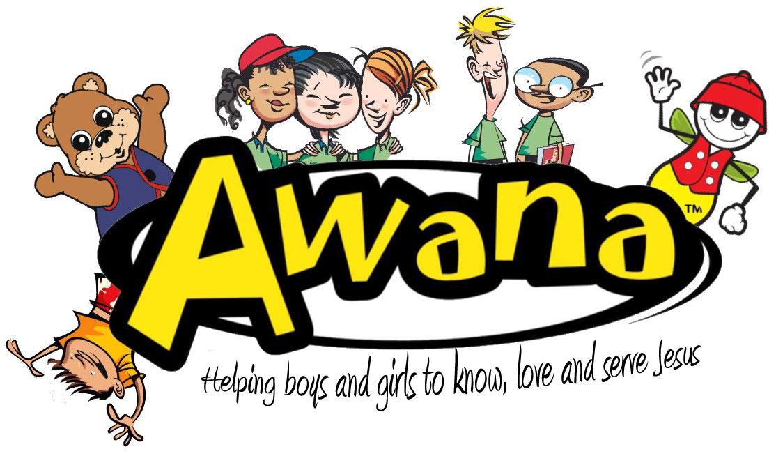 Awana logo remix