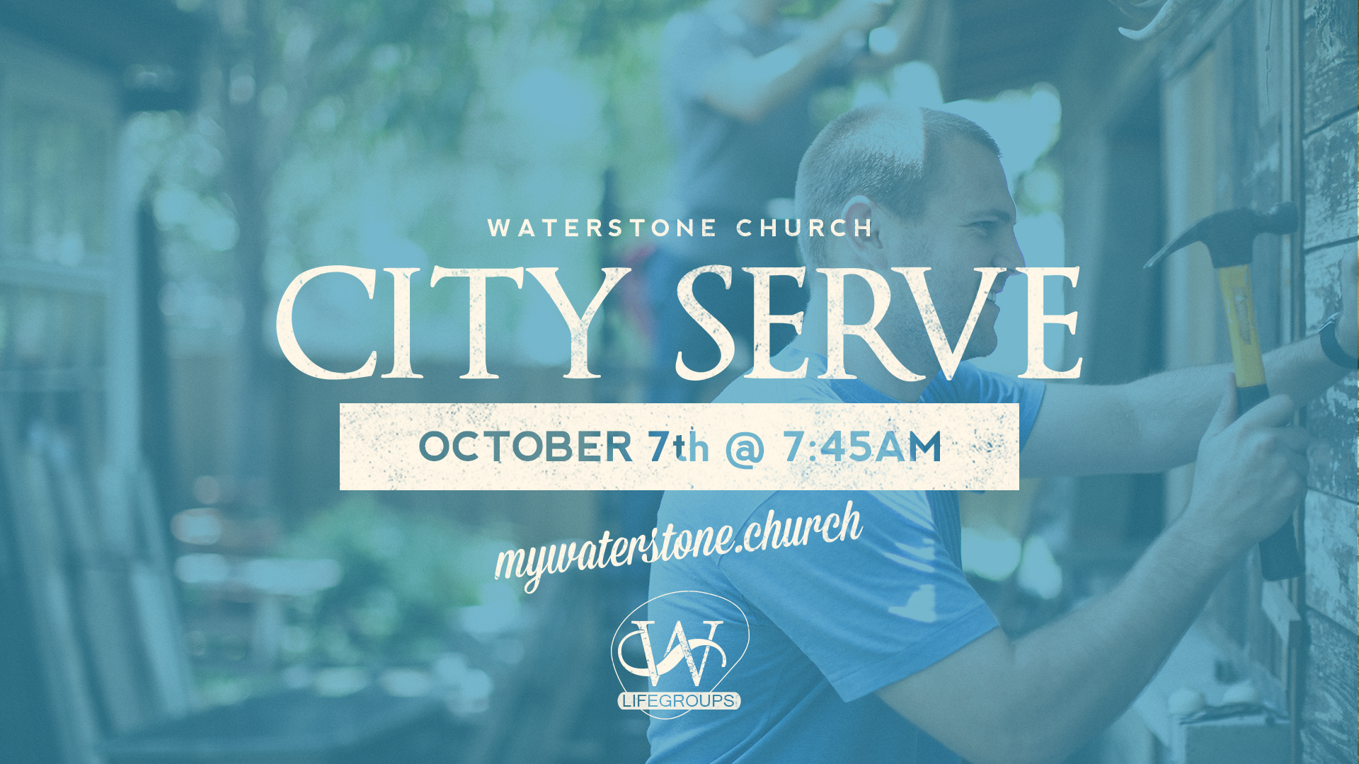 City serve october