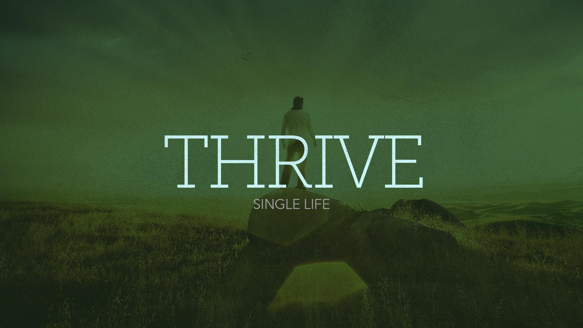 Thrive slide