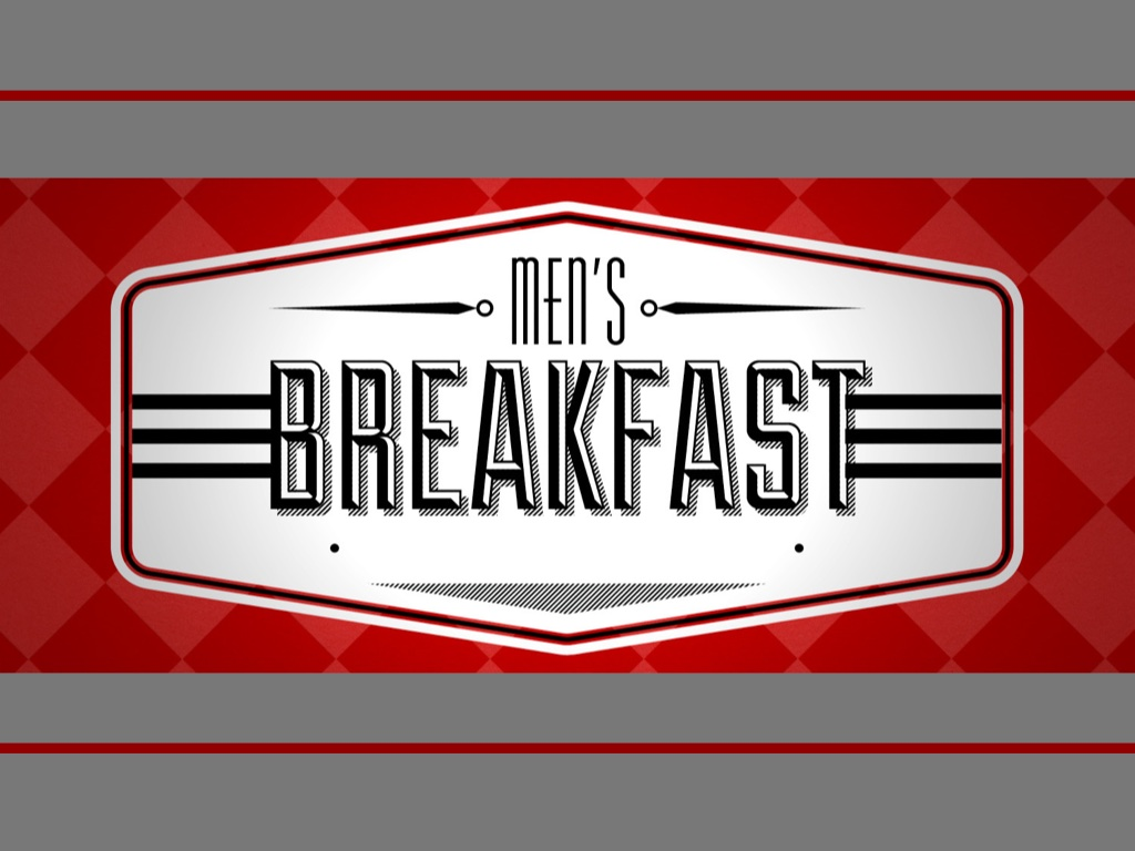 Men s breakfast 2017