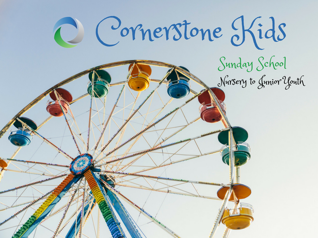 Cornerstone kids  2