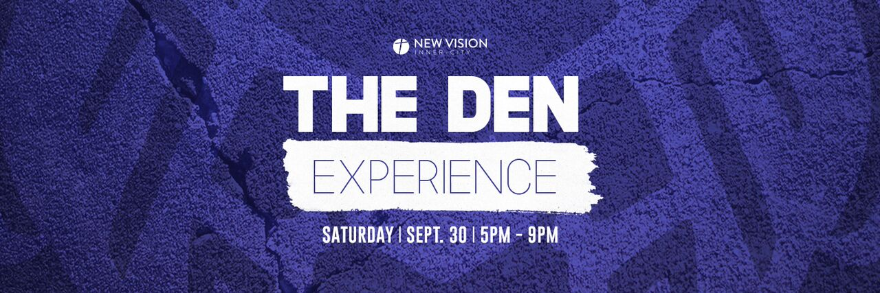 The den experience 1500x500