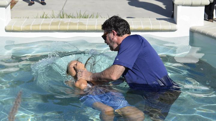 Water Baptism logo image