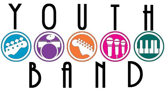 Youth band logo