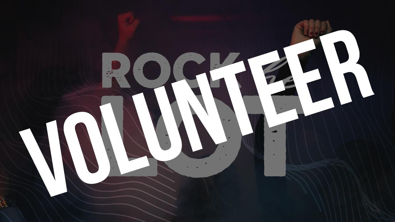 Rockthelot volunteer