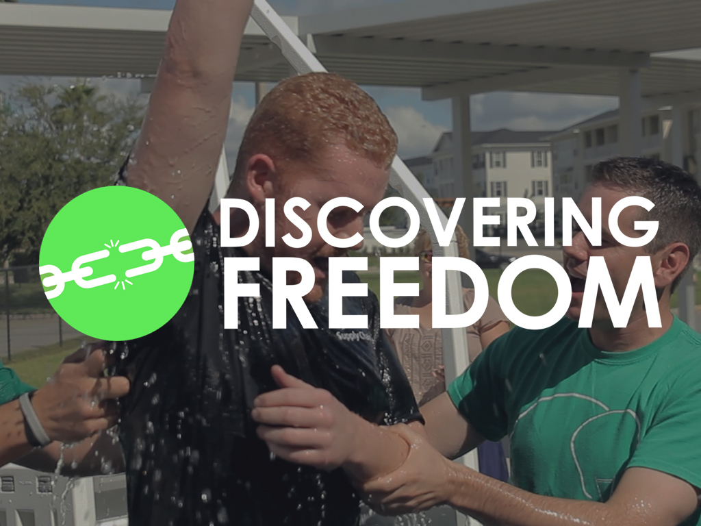 Discovering freedom