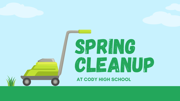 Cody Spring Cleanup
