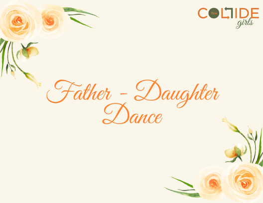 Father  daughter dance single