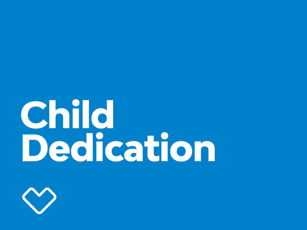 Pco event childdedication