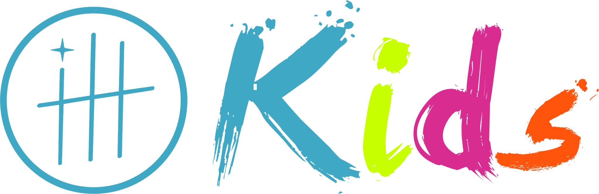 Maranatha kids logo full color