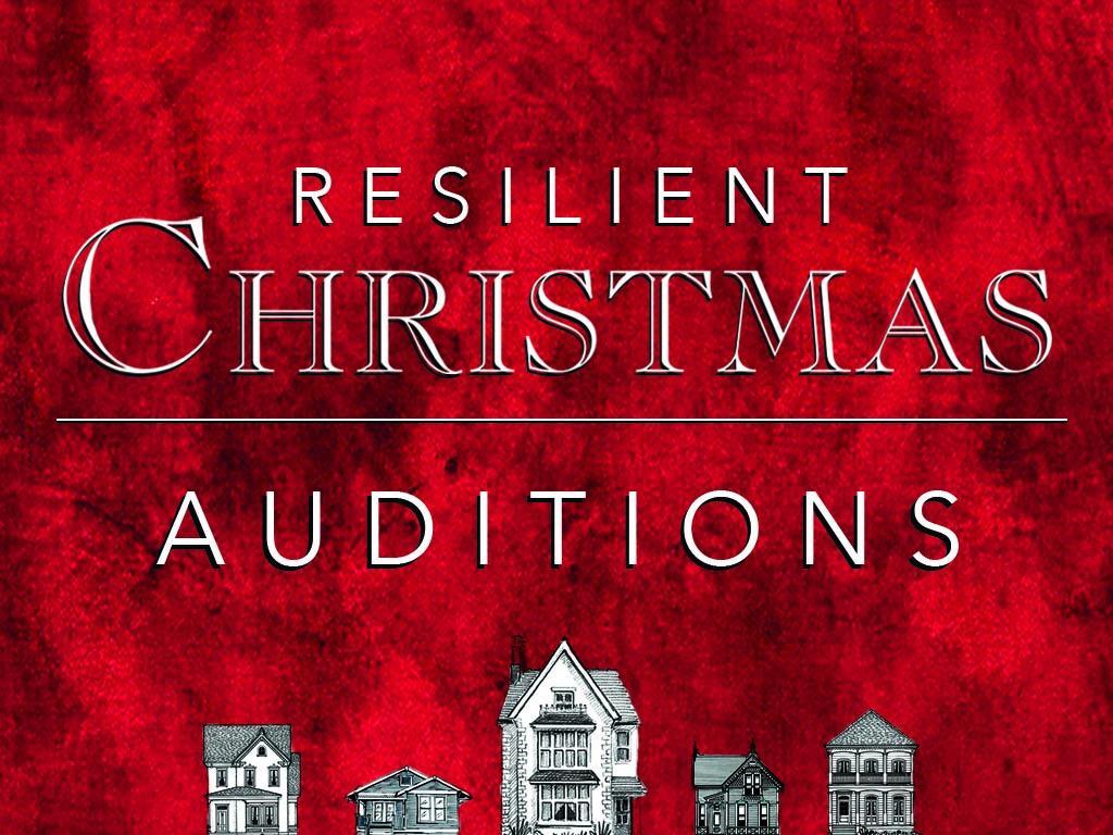 Auditions graphic houses