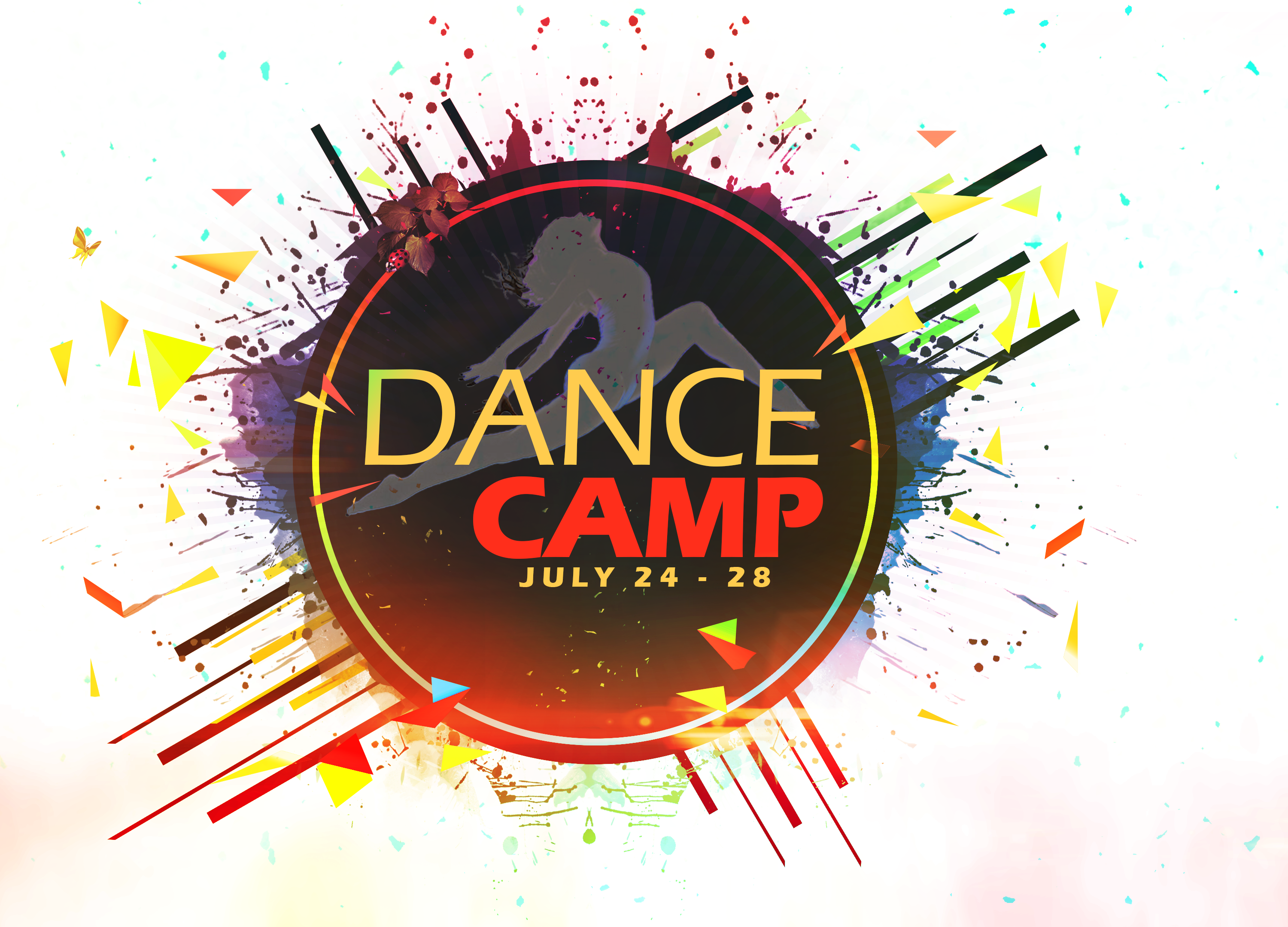 Dance camp logo 2017