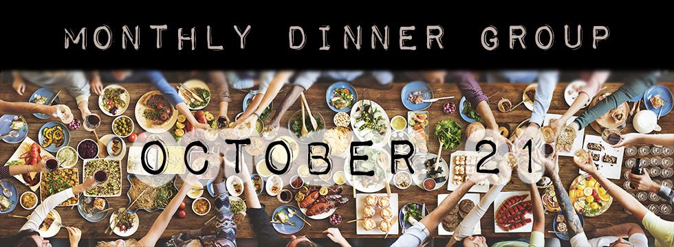 Oct dinner group