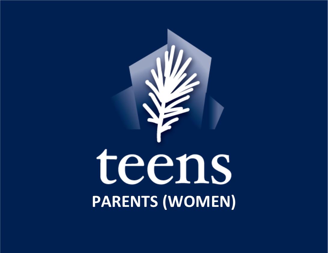 Teens parents women