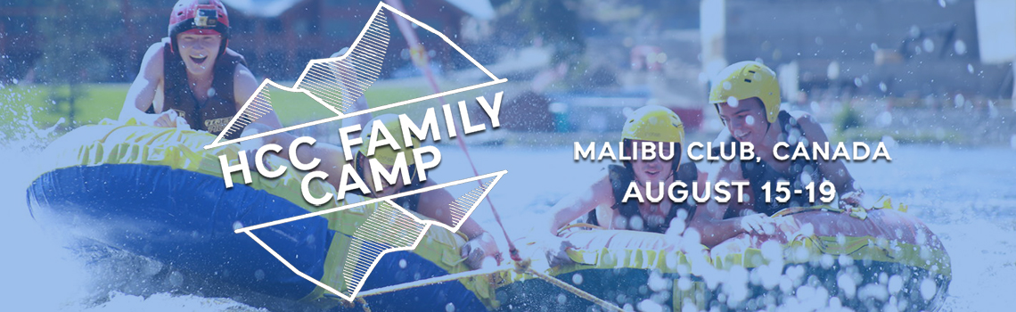 Family camp event listing