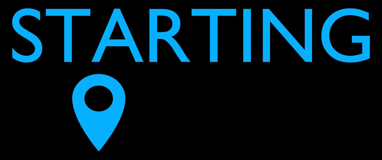 Starting pointe logo