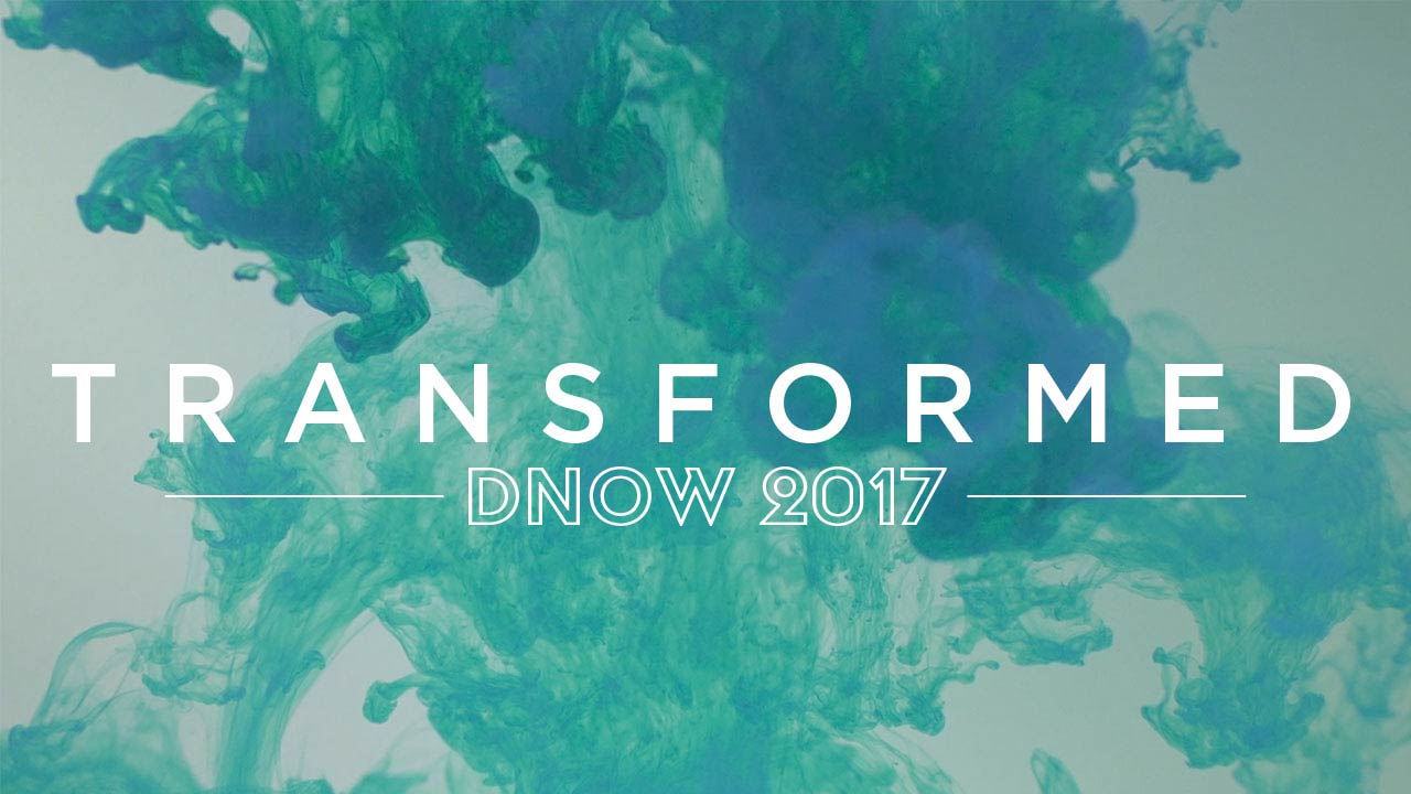 Dnow 2017 transformed