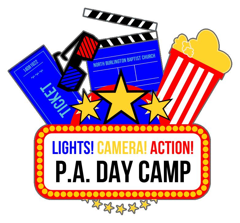 Pd day camp logo