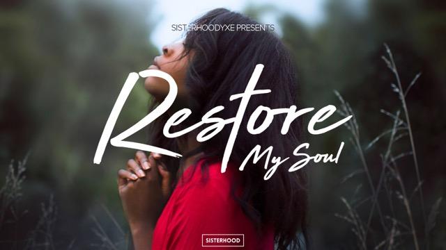 Restore  my soul  audio version thumbnail  1