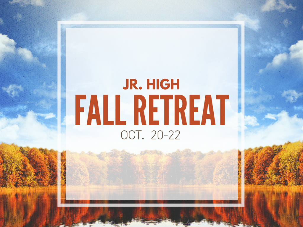 Fall retreat promo  1