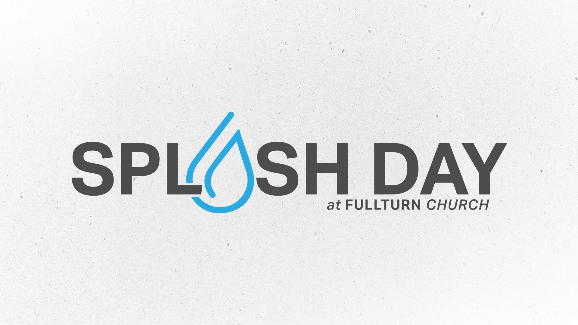 Splash day screen