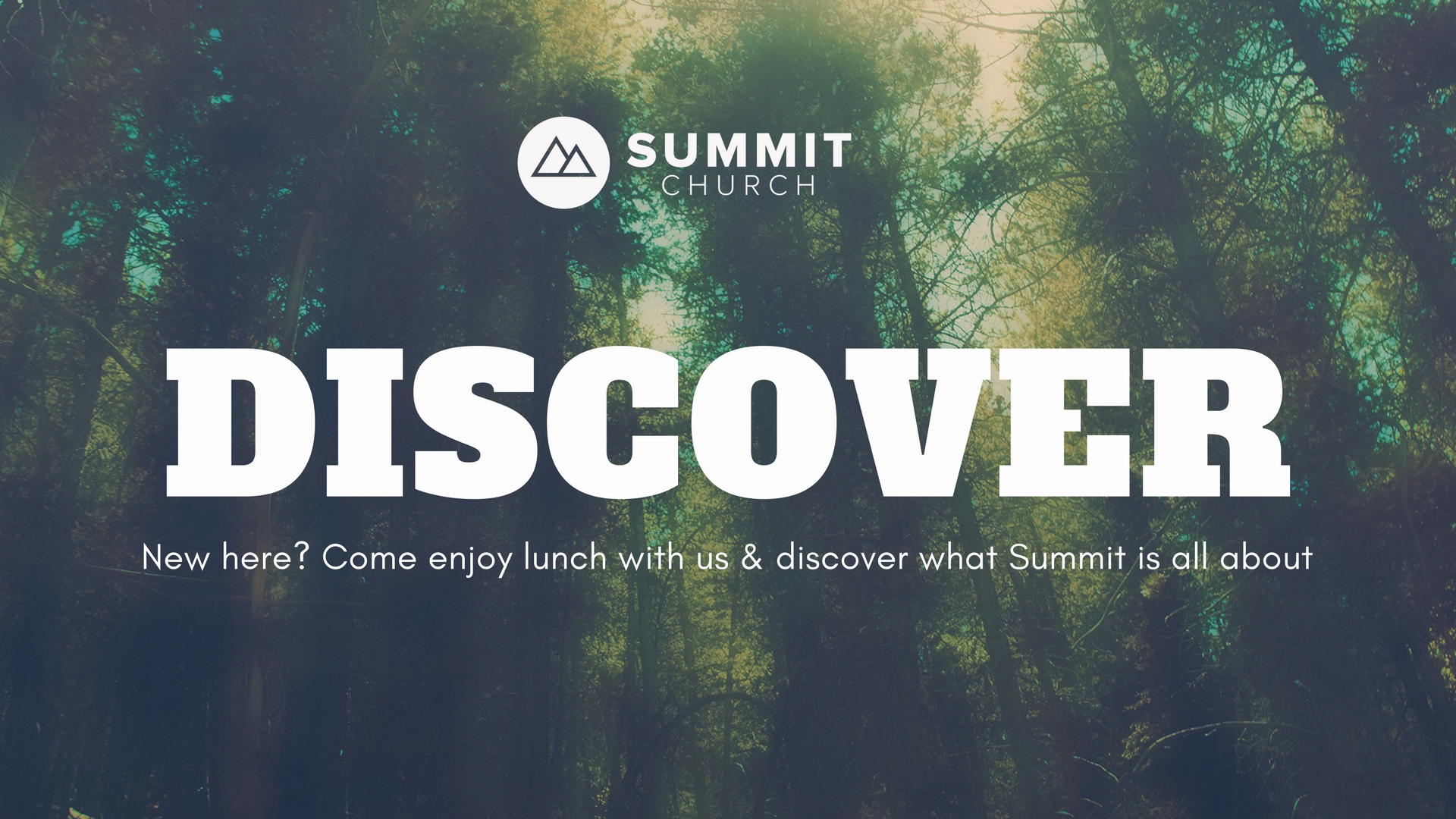 Discover lunch