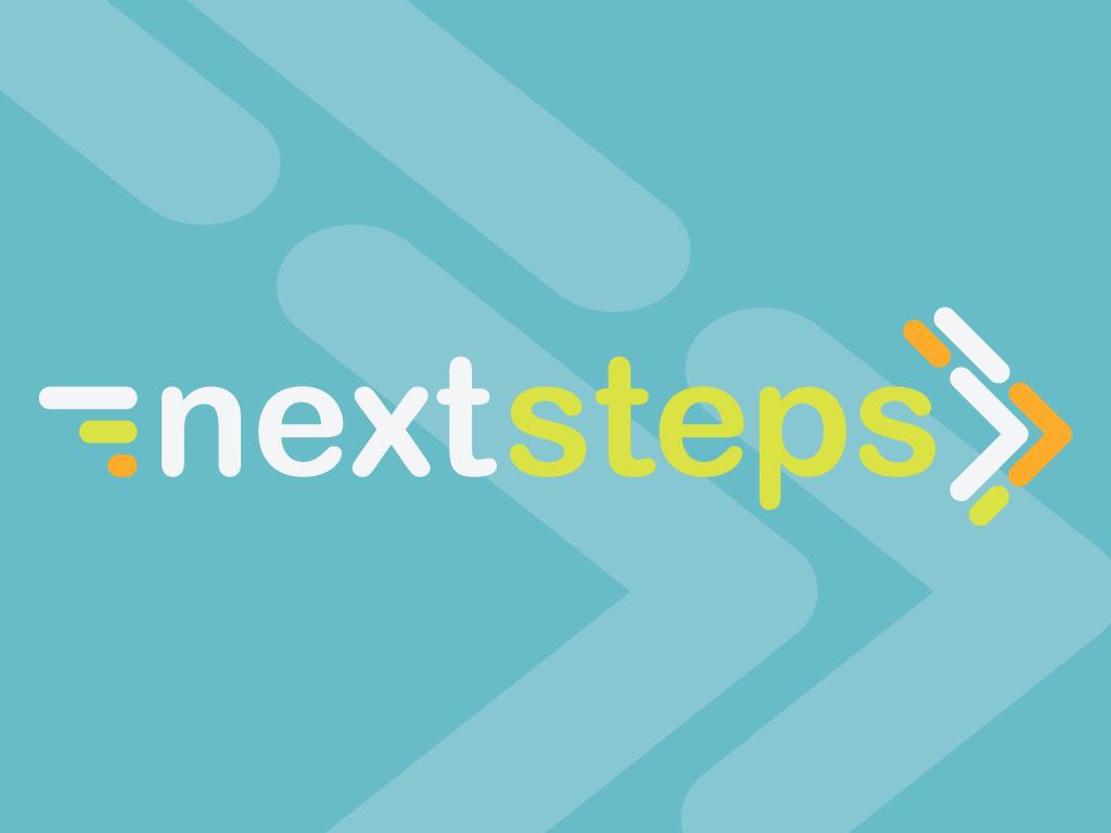 Nextsteps registration logo