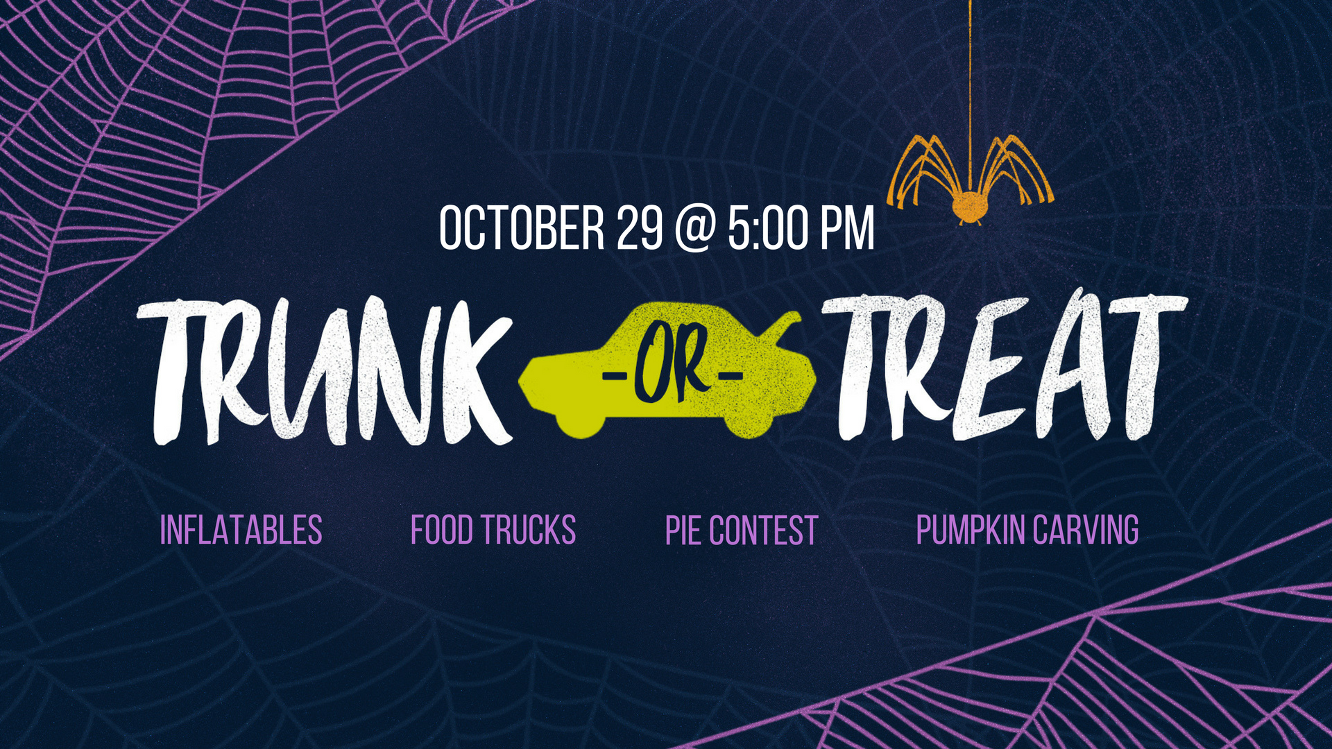 Trunk or treat 1920x1080