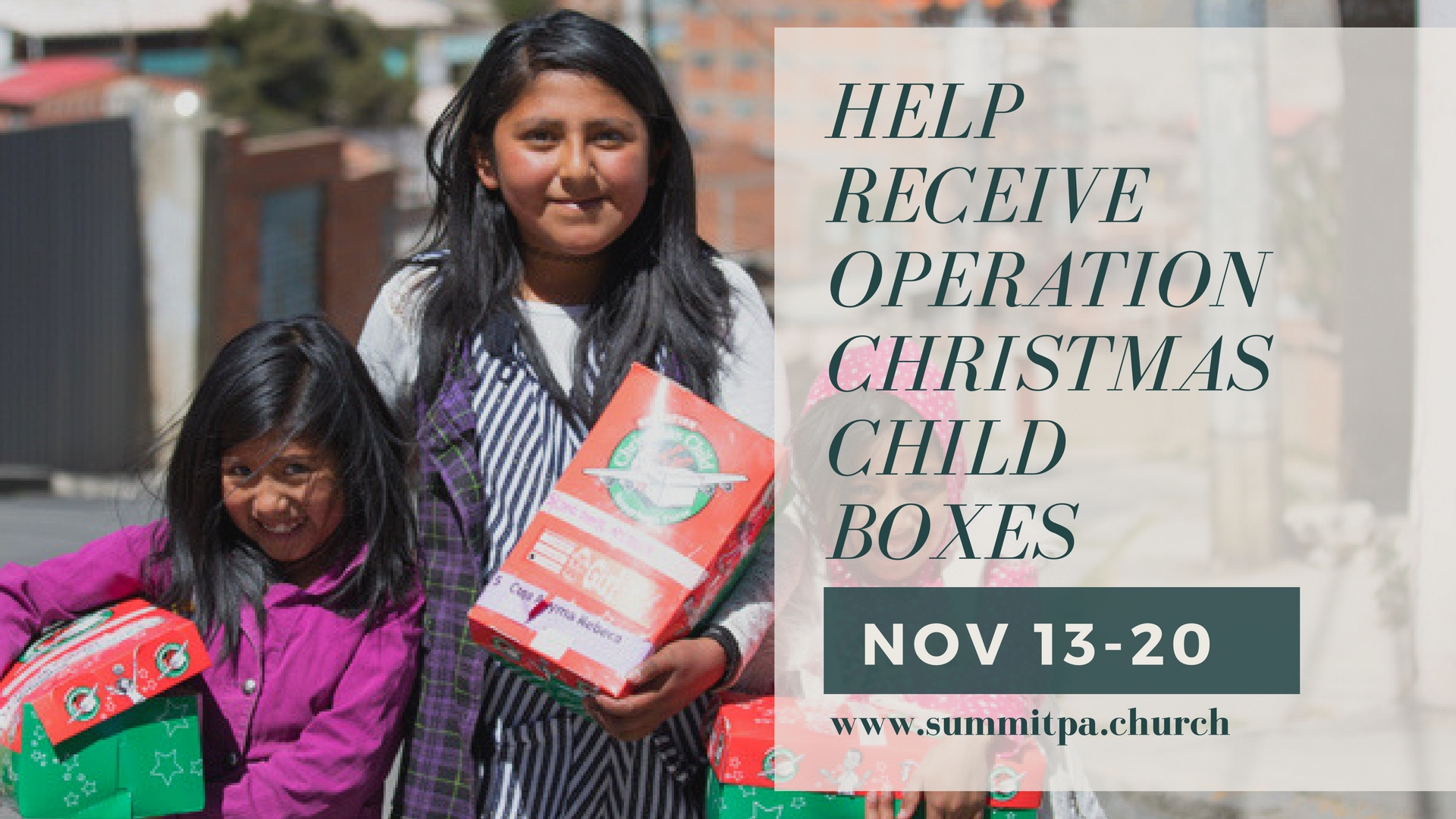 Help processchristmasboxes 2