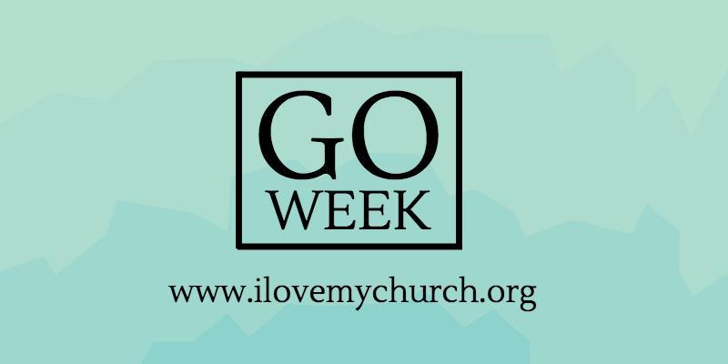 Go week online ad