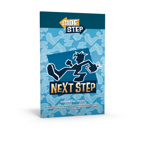 Next step cover