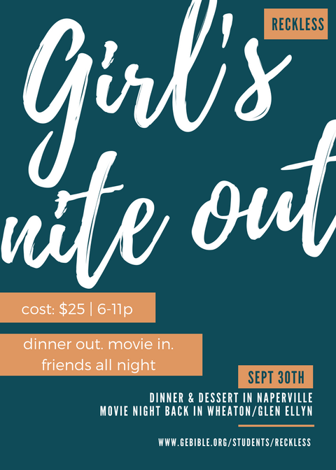 Girl s nite out 3