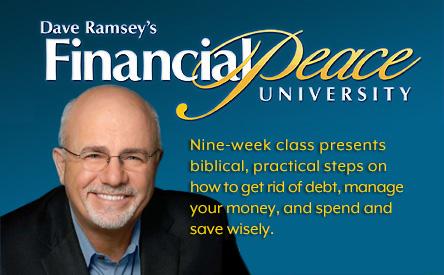Financial peace university mp