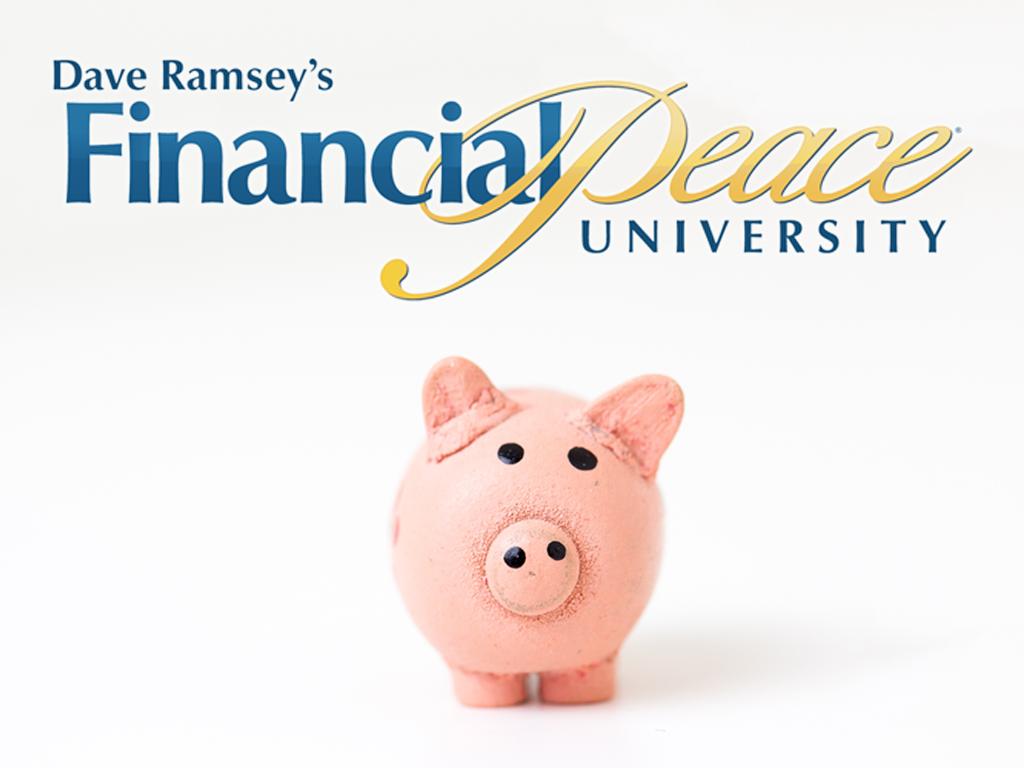 Financial peace u event