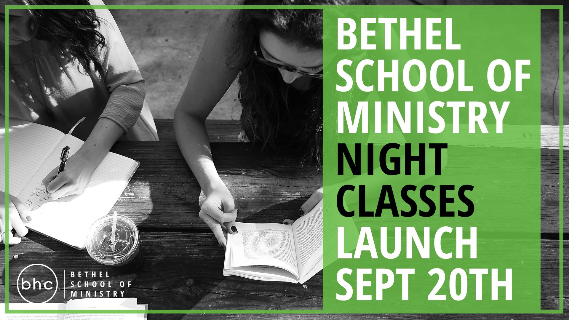 Bsom night classes launch
