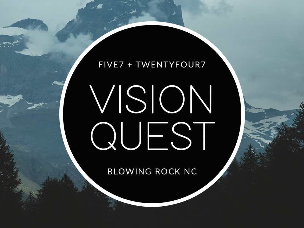 12 vision quest   pco registration icon