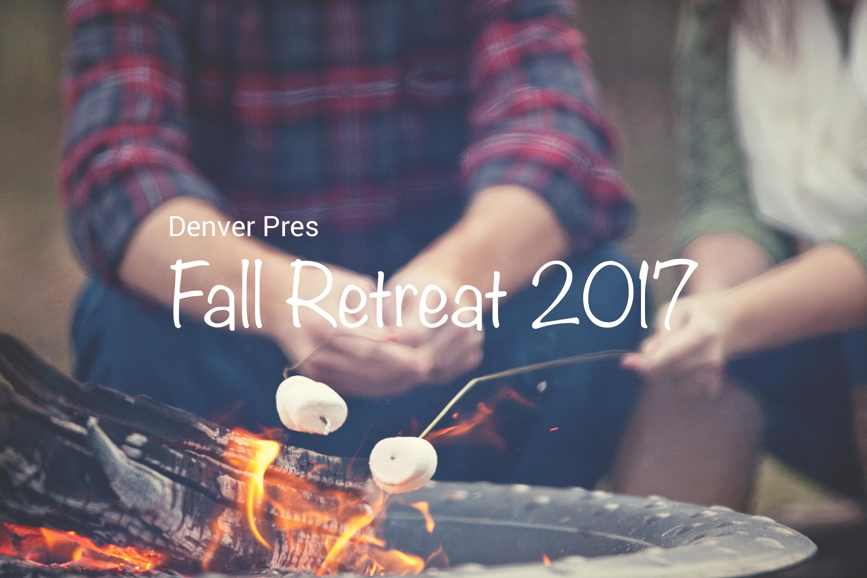 Fall retreat 2017